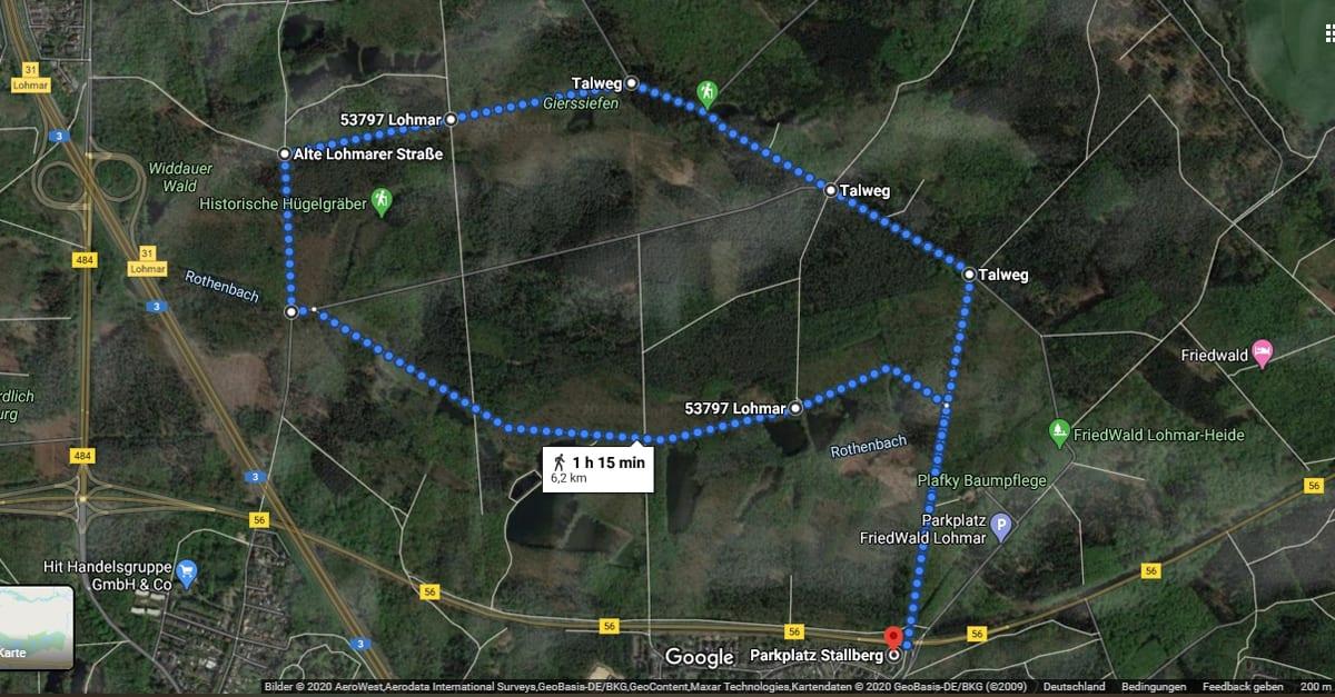 NW_Laufstrecke_6,2 km
