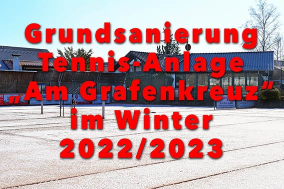 Tennisanlage Grafenkreuz Winter